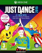 Just Dance 2015 Kinect Xbox One * NEW SEALED PAL *