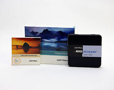 Lee Filters Foundation Holder Kit + Lee Big Stopper & Lee 72mm Standard Ring