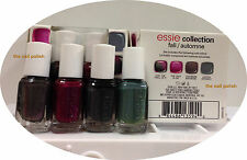 * ESSIE Mini Cube 4 Nail Polish FALL 2013 Collection BNIB