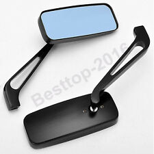 10MM BLACK MOTORCYCLE REAR VIEW MIRRORS FOR BMW R1200R G310R F800R K1200R K1300R