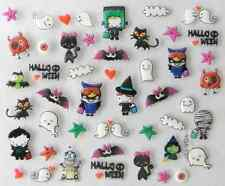 Nail art autocollants stickers ongles: Décorations Halloween fantômes