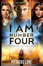 Lorien Legacies: I Am Number Four 1 by Pittacus Lore (2011, Paperback, Movie...