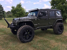 Jeep: Wrangler Unlimited Rubicon Sport Utility 4-Door