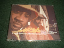 Jungle Brothers The Remixes Jungle Brothers CD Maxi Single~1997 Electronic House