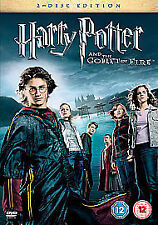 Harry Potter And The Goblet Of Fire [2005] [DVD], Good DVD, Tom Felton, Oliver P