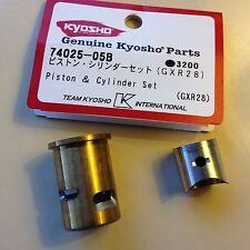 Kyosho Inferno GT, GT2, GXR28 GXR-28 GXR28sg, NEW Piston & Liner 74025-05 (B)