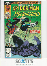 Marvel Team Up   #95   NM-  (1st Mockingbird)