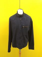 Mens Calvin Klein Harrington Jacket - Xxl - Navy - Great Condition