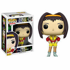 Funko Cowboy Bebop POP Faye Vinyl Figure NEW Toys Anime Collectibles