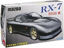 Fujimi ID-43 1/24 Mazda RX-7 FD3S Kai from Japan Very Rare