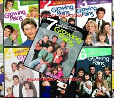 Growing Pains Complete Collection Bundle Season 1-7 (Kirk Cameron) 1 2 3 4 5 6 7