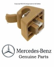 Mercedes Benz 240D 300SD 300TD 380SEL 300CD E500 Genuine Sun Visor Clip (Date)