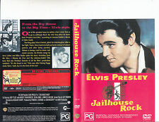 Jailhouse Rock-1957-Elvis Presley-Movie-DVD
