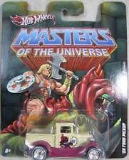 HOTWHEELS  MASTERS OF THE UNIVERSE '29 Ford Pickup W/REAL RIDERS