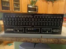Vintage Spectro Acoustics Inc. Model 210 Gyna-Graphic Equalizer