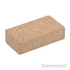 Silverline 282641 Cork Sanding Block 110 x 60 x 30mm sand