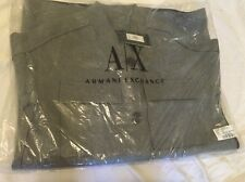 Armani Exchange Women's Bonded Wool Utility Coat XS Heather Gray $250 L5L603HS