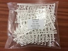 Peg Board 13mm Lettere Set 294 assortiti