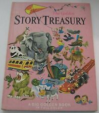 The Golden Story Treasury 1951 Tibor Gergely Picture Book
