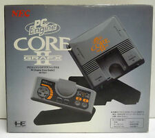 CONSOLE NEC PC ENGINE CORE GRAFX II 2 - NTSC JAPAN - RARE BOXED