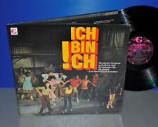 Ich bin Ich Broadway Musical Donna Summer D 1st press FOC w/ booklet M- Vinyl LP