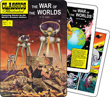 Classics Illustrated The War of the Worlds - Modern #1