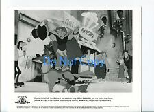 Charlie Sheen Dom DeLuise Adam Wylie All Dogs Go To Heaven 2 Movie Press Photo