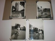Old photos people and Widecombe-in-the-moor 1959