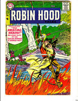 Robin Hood Tales 8 (1957): FREE to combine- in Good/Very Good condition