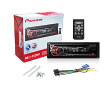 Pioneer DEH-150MP Car CD Receiver w/ Front Aux Input New DEH150MP
