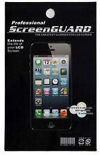 5 X profesional LCD Pantalla Protector Protector de pantalla para iPhone 4 4G 4S-Reino Unido Vendedor