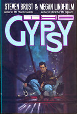 The Gypsy by Steven Brust and Megan Lindholm-First Edition/DJ-1992