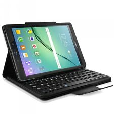 Etui avec Clavier Azerty Bluetooth pour Tablette Samsung Galaxy Tab S2 8.0 T710