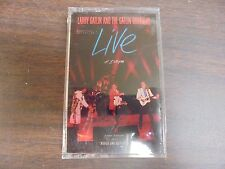"NEW SEALED ""Larry Gatlin and The Gatlin Brothers"" Live at 8:PM Cassette Tape (G)"