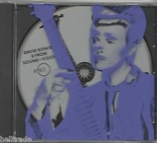 DAVID BOWIE / 8 FROM SOUND + VISION - PROMO CD