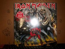 Iron Maiden Number Of The Beast1980/2014 Factory Sealed Record LP AlbumVinyl442
