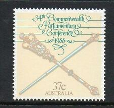 AUSTRALIA MNH 1988 SG1157 34TH COMMONWEALTH PARLIAMENTARY CONFERENCE - CANBERRA