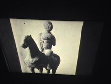"Marino Marini ""Rider 1945"" Italian Sculpture 35mm Vintage Glass Slide"