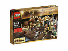 LEGO Hobbit 79004 Die Grosse Flucht Barrel Escape