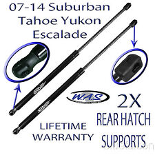 2 Rear Hatch Liftgate Tailgate Lift Supports Shock For 07-14 Suburban Yukon XL
