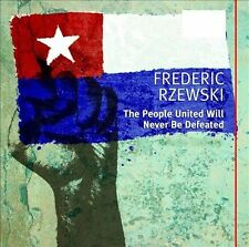 Frederic Rzewski: The People United Will Never Be Defeated * by Jerome...