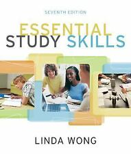 Essential Study Skills by Linda Wong 2011, 7TH EDITION // FREE US SHIPPING