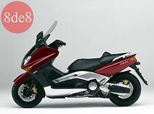 Yamaha XP 500 Tmax (2001) - Workshop Manual on CD