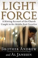 Light Force: A Stirring Account of the Church Caught in the Middle Eas-ExLibrary