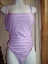 Victorias Secret Vintage  Miracle One Piece 34A Violet NWOT