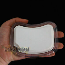 MINI Dental Porcelain Mixing Ceramic Watering Wet Tray Plate with box Handheld