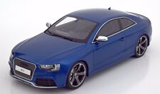 GT Spirit 2012 Audi RS5 Sepang Blue LE 504pcs 1:18 *New Item!