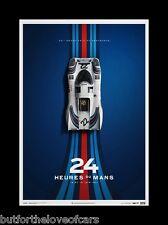 PORSCHE 917K 1971 Le Mans 24 Hours Fine Art Print Poster Ltd Ed 1000
