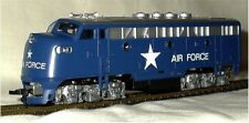 HO SCALE TRAINS MODEL POWER F2 UNITED STATES AIR FORCE  LOCO