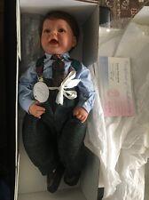 Lee Middleton Baby Doll Jr. Executive By Reva Schick NIB L@@K!!!!